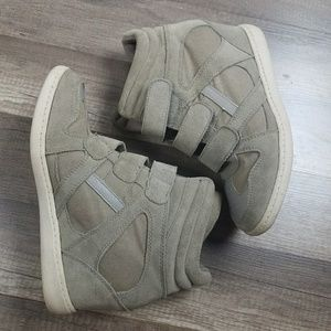 Skechers chaussures   Plus 3 Raise The Bar Taupe Hidden Wedge